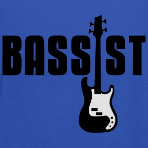 bassist T-Shirts - Women's Tank Top by Bella