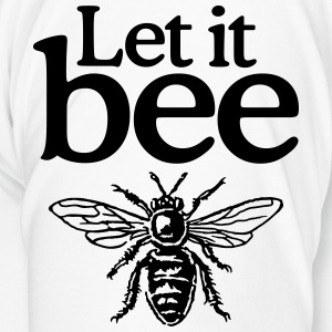 Let it bee Kaffeebecher - Männer Premium T-Shirt