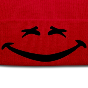Smiley laughing - Winter Hat