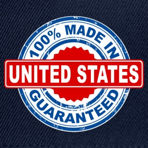 usa united states 05 Sweat-shirts - Casquette snapback