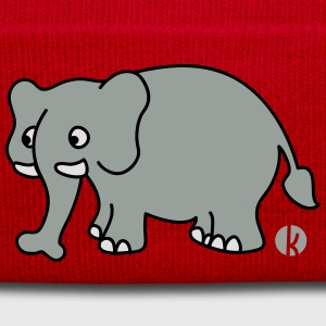 Elefant (mc) Camisetas - Gorro de invierno