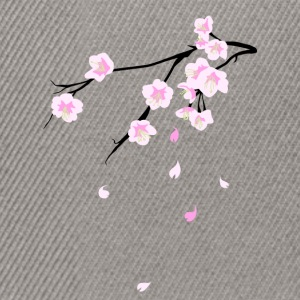 Cherry Blossoms T-Shirts - Snapback Cap