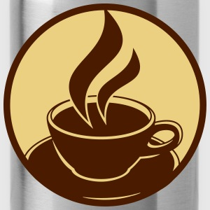 Coffee Cup Logo T-shirts - Drinkfles