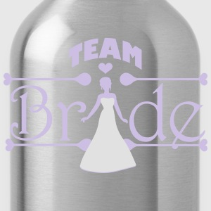 Team Bride T-Shirts - Water Bottle