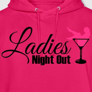 ladies night out T-Shirts - Unisex Hoodie