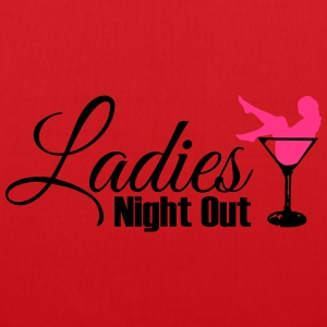 ladies night out T-Shirts - Tote Bag