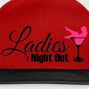 ladies night out T-shirts - Snapback cap