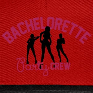 Bachelorette party Crew T-shirts - Snapbackkeps