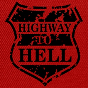 Highway to Hell T-Shirts - Snapback Cap