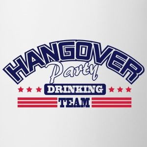 Hangover Party drinking team T-Shirts - Tasse