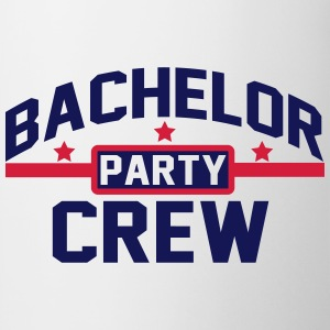 Bachelor Party Crew T-Shirts - Tasse