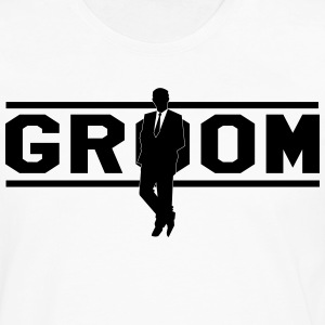 Groom T-Shirts - Men's Premium Longsleeve Shirt