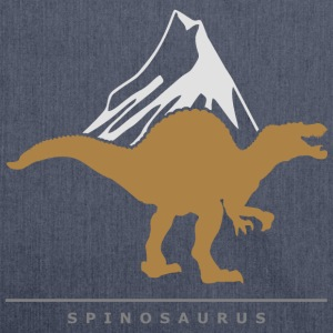 Dinosaurier: Spinosaurus Shirts - Shoulder Bag made from recycled material
