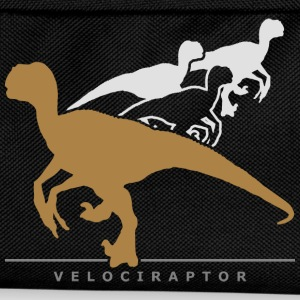 Dinosaurier: Velociraptor Shirts - Kids' Backpack