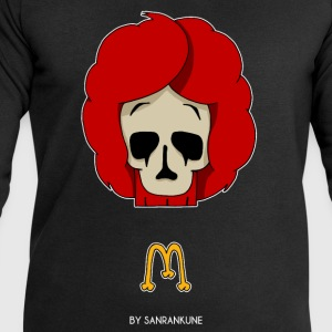 Ronald Mc Dead Tee shirts - Sweat-shirt Homme Stanley & Stella