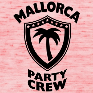 Mallorca Party Crew T-shirts - Dame tanktop fra Bella