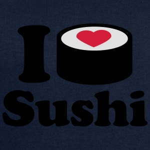 I Love Sushi Tee shirts - Sweat-shirt Homme Stanley & Stella