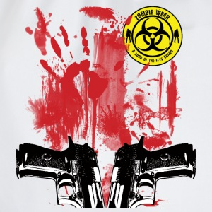 Zombie Wear Bloody  T-Shirts - Turnbeutel