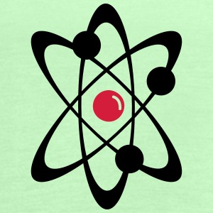 Atomic nuclear radioactive nuclear science 2c Bags & backpacks - Women's Tank Top by Bella