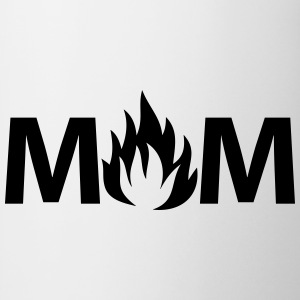 Hot Mom T-shirts - Mok