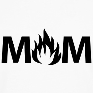 Hot Mom T-Shirts - Men's Premium Longsleeve Shirt