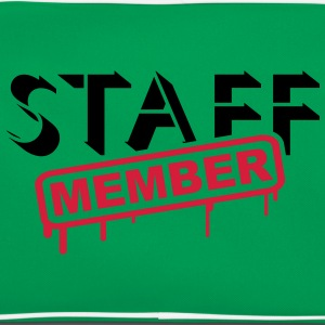 Staff Member T-Shirts - Retro Bag