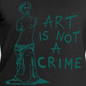 art T-Shirts - Men's Sweatshirt by Stanley & Stella
