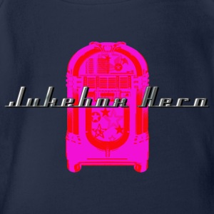 Jukebox Hero 1 Shirts - Organic Short-sleeved Baby Bodysuit