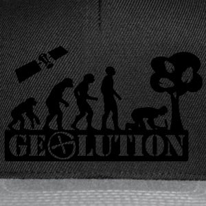 Geolution - 1color - 2O12 T-shirts - Snapback cap