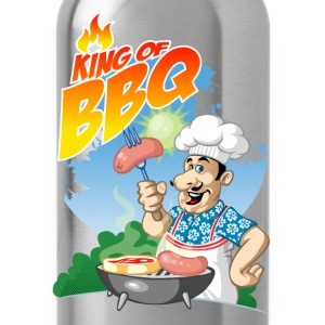 King of barbecue - Gourde