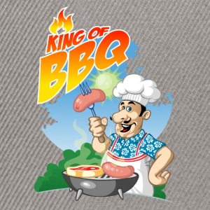 King of barbecue - Casquette snapback