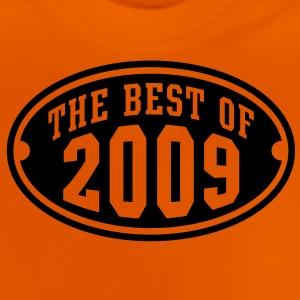 THE BEST OF 2009 - Birthday Anniversaire Enfants Tee Shirt BY - T-shirt Bébé