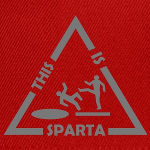 this is sparta - questa è sparta - Snapback Cap