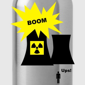 nuclear energy, T shirt - Water Bottle