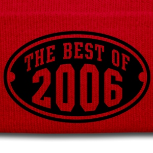 THE BEST OF 2006 - Birthday Anniversaire Enfants Tee Shirt BY - Bonnet d'hiver
