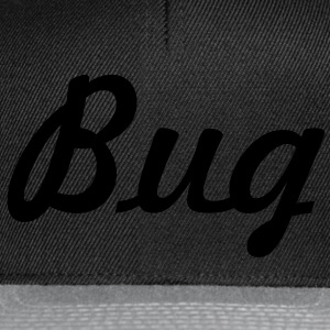 Bug Tee shirts - Casquette snapback