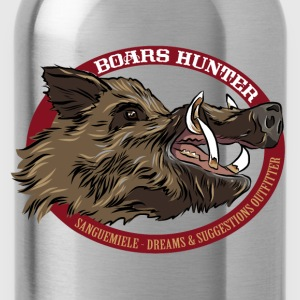 boars_hunter T-Shirts - Trinkflasche