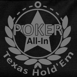 poker allin texas holdem Hoodies & Sweatshirts - Kids' Backpack