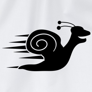 Fast Snail T-shirts - Gymtas