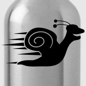 Fast Snail T-Shirts - Water Bottle