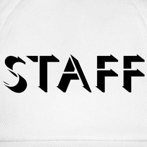 Staff Design T-Shirts - Baseball Cap