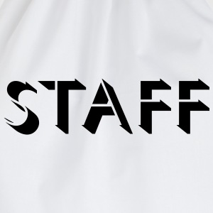 Staff Design T-shirts - Gymtas
