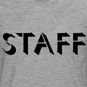 Staff Design T-Shirts - Men's Premium Longsleeve Shirt
