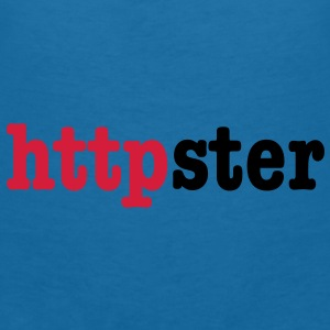 httpster Accessories - Women's V-Neck T-Shirt