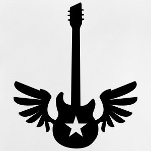 guitar wings Shirts - Baby T-Shirt