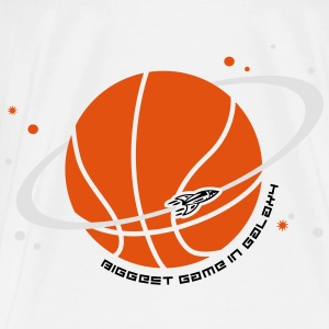 Planet Sport Basketball Bags & backpacks - Men's Premium T-Shirt