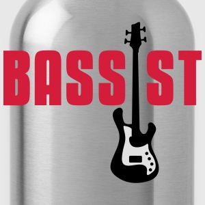 bassist Shirts - Water Bottle