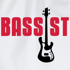 bassist T-Shirts - Turnbeutel