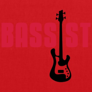 bassist Tee shirts - Tote Bag