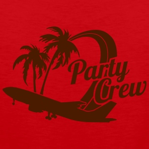 Party Crew Shirts - Men's Premium Tank Top
